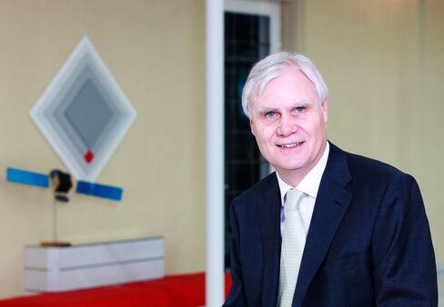SES CEO Romain Bausch