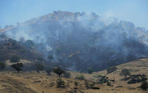 Australian Firefighters Get Relief as Cooler Weather Arrives