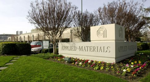 Applied Materials to Buy Varian Semiconductor Equipment
