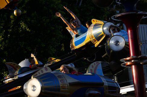 Disney's Upgraded California Park Draws 23% More Visitors