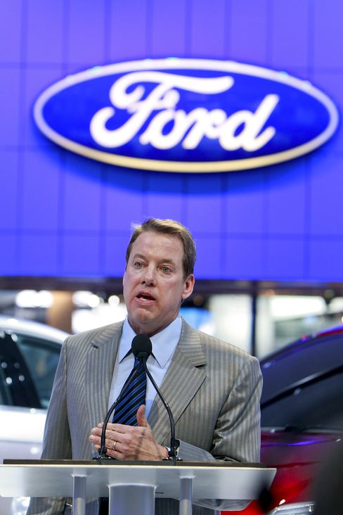 Ford Said to Plan End of Forgotten Mercury