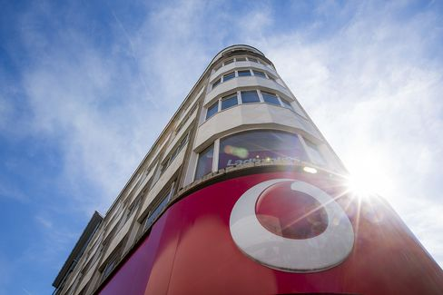 AT&T Is Said to Explore Vodafone Takeover as Soon as Next Year