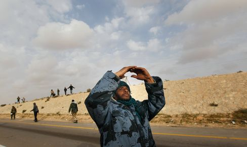 Libyan Rebels Say Their Forces Were Hit by NATO Air Strikes