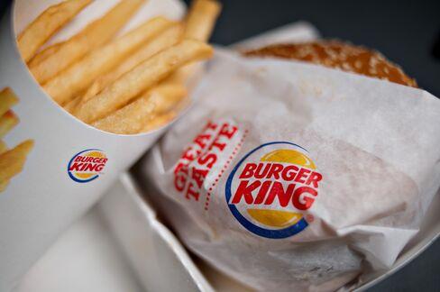 Burger King Whopper & Fries
