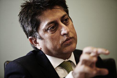 Barclays Pakistan CEO Shazad Dada