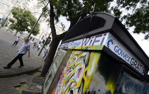 Gowex Wi-Fi
