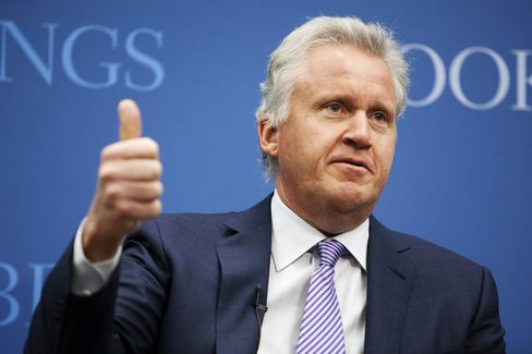 General Electric Co.s CEO Jeffrey Immelt