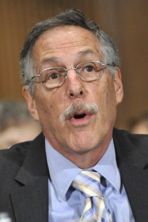 Federal Reserve Nominee Peter Diamond