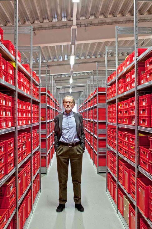 Andreas Mohringer, president of EurimPharm
