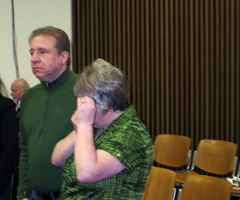 Linda and Jeffrey Gross