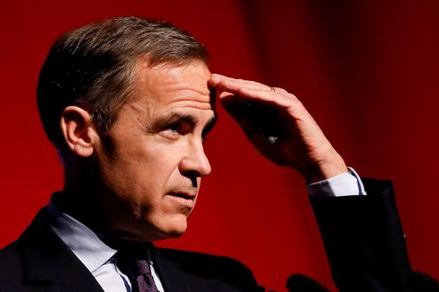 Voters trust Bank governor Mark Carney more than politicians over European Union poll