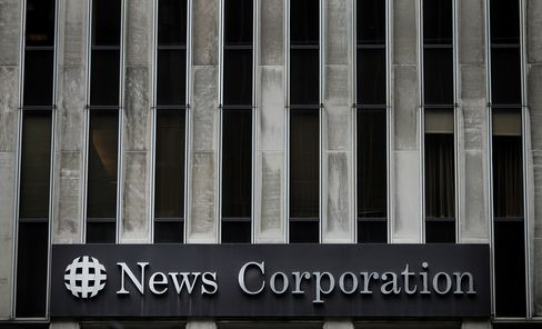 News Corp. Spinoff Falls in Sydney as Murdoch Splits Businesses