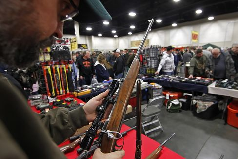 Gun Lobby Helps Block Firearms-Data Laws Used to Solve Crimes