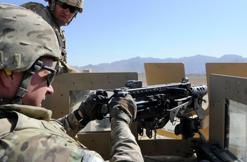 Army's 'Ma Deuce' Machine Gun to Get $50 Million Facelift