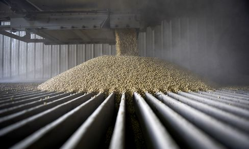 China Signs $4.3 Billion of Soybean-Buying Deals With U.S.