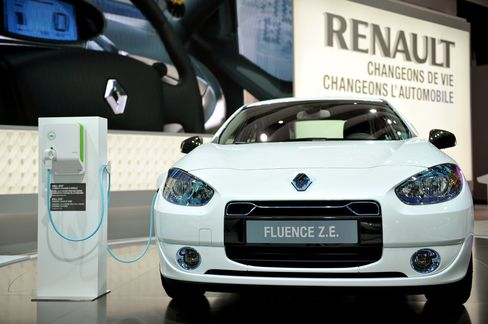 Renault to End Better Place Partnership Following Bankruptcy