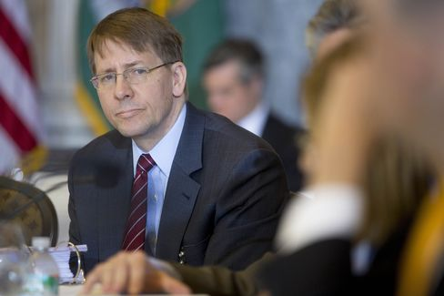 CFPB Director Richard Cordray is thinking about subprime.