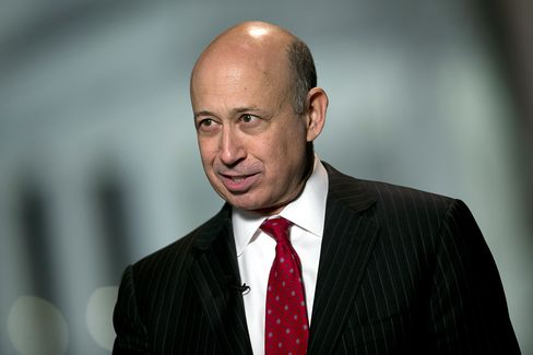 Goldman Sachs Sped Up $65 Million in Stock Awards to Dec. 31