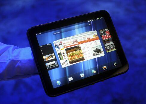 HP Bobbles Hardware in Assault on Apple IPad