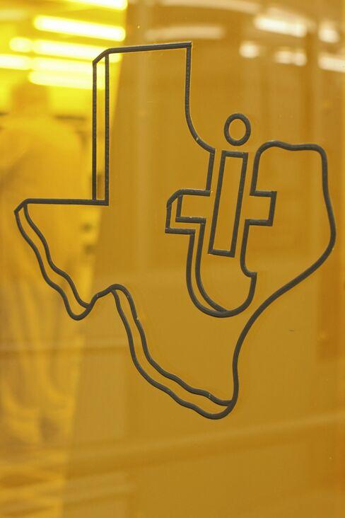 Texas Instruments Profit Forecast Matches Analysts' Estimate
