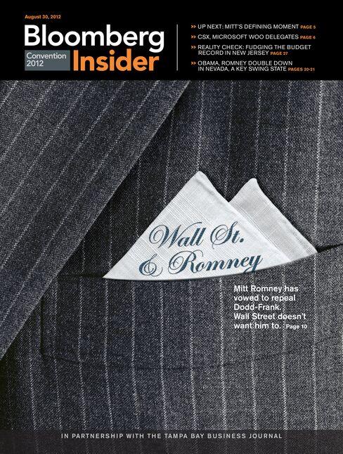 Bloomberg Insider Convention Magazine, Aug. 30 Edition - Termina