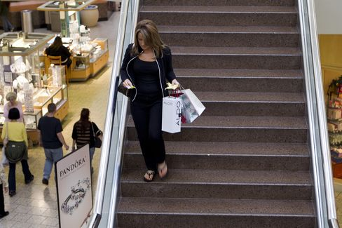 Retail Sales Probably Fell as Sandy Kept U.S. Consumers Home