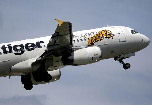 Tiger Airways In Singapore