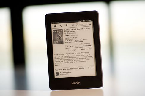 Kindle Paperwhite Shines Brightly for Amazon