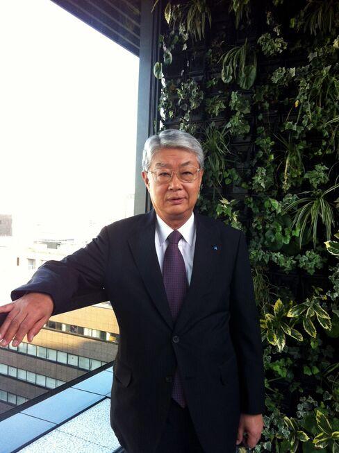 Hulic Co. President Saburo Nishiura