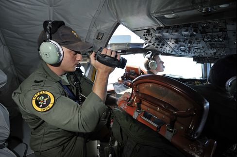 Search for Malaysian Airline System Bhd. Flight 370