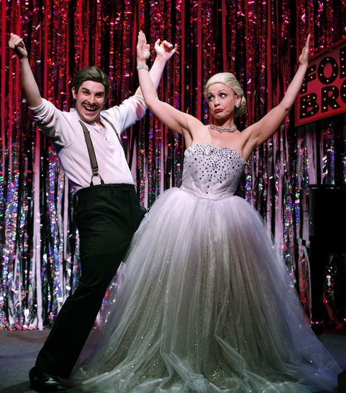 'Forbidden Broadway'