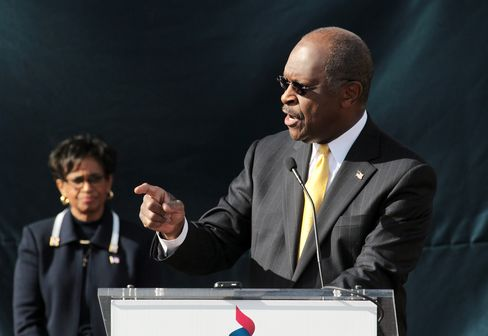 Herman Cain Ends His Campaign