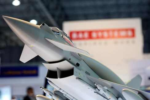 BAE's Eurofighter Typhoon
