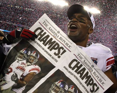 Strahan, Sapp Among Football Hall of Fame First-Year Nominees