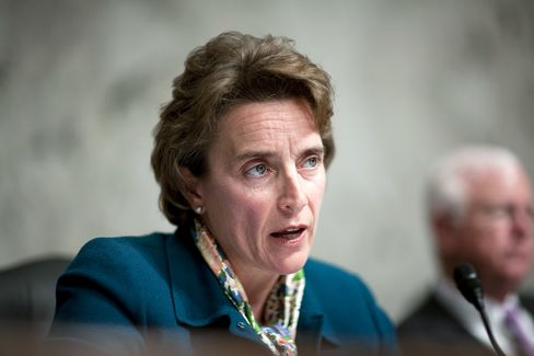 Senator Blanche Lincoln