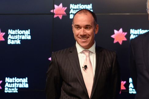 NAB CEO Andrew Thorburn