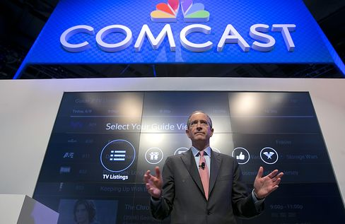 Comcast CEO Seen as 'Kingmaker' in Time Warner Cable Deal