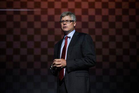 Incoming Qualcomm CEO Steve Mollenkopf