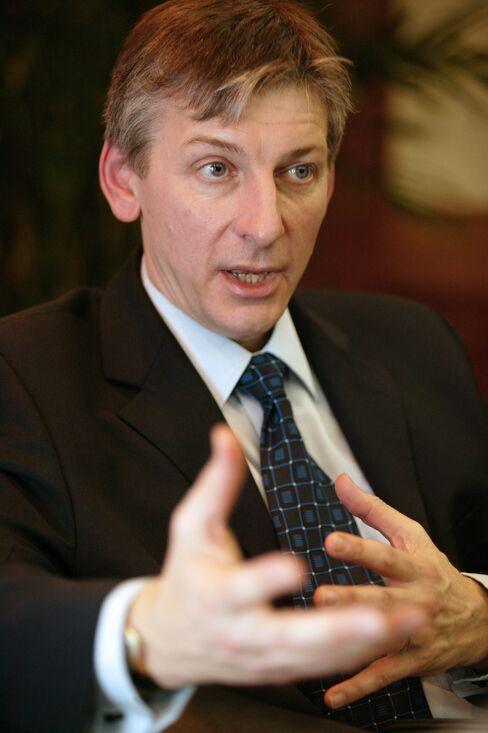 Former Micro Focus International Plc CEO Nigel Clifford