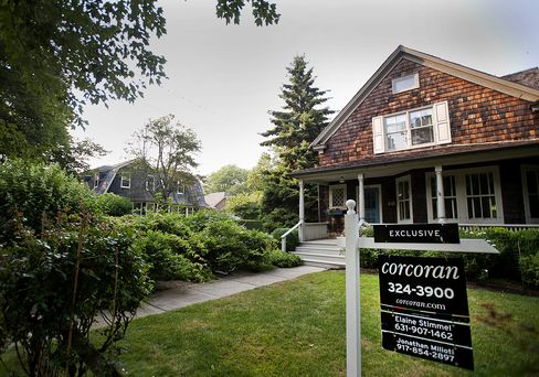 Mortgage Rates in U.S. for 30-Year Loans Fall to Record Low
