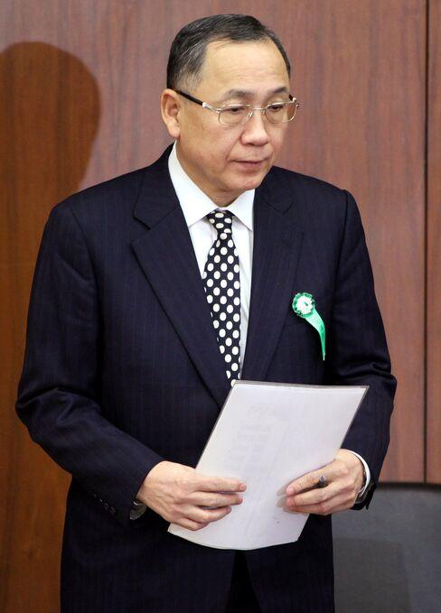 AIJ Investment Advisors Co. President Kazuhiko Asakawa