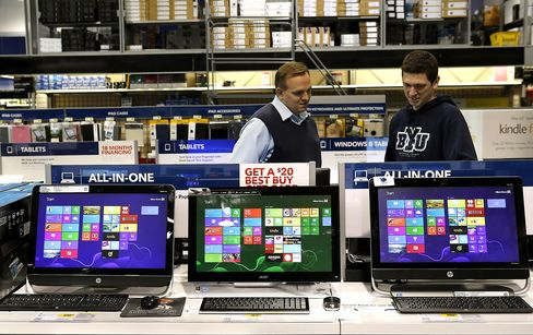 Microsoft Said to Speed Windows Upgrades to Compete With Google