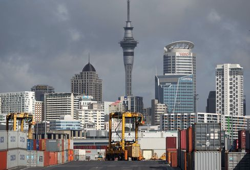 N.Z. Business Confidence Rises to 12-Month High, ANZ Says
