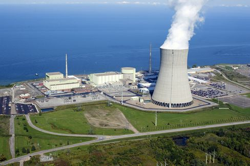 Sandy Shutdowns Spur Biggest Nuclear Output Loss Since 2003