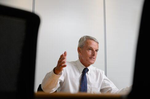 Jones Lang LaSalle CEO Colin Dyer.