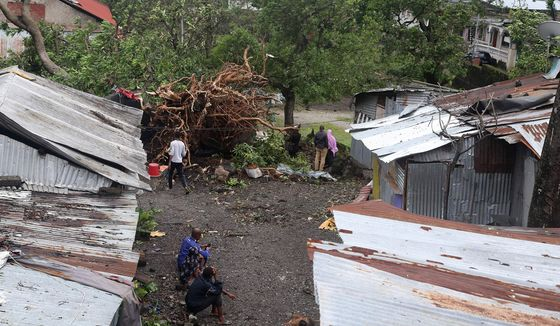Cyclone May Bring 10 Inches of Rain to Mozambique: Storm Update