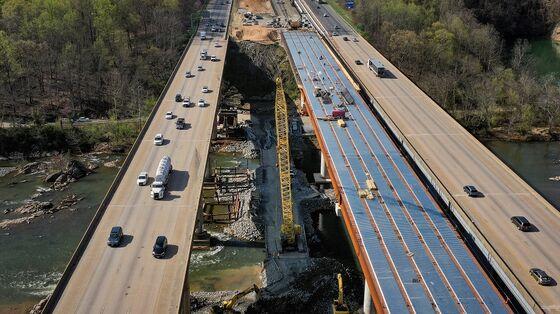 Biden Infrastructure Plan Seeks $571 Billion in Transport Funds