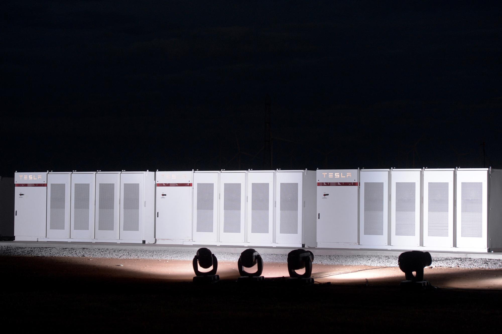 Tesla, Neoen Deal Would Outdo Record-Breaking Battery Down
