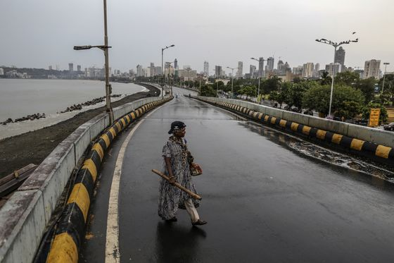 Wall Street Giants Get Swept Up by India's Brutal Covid Wave