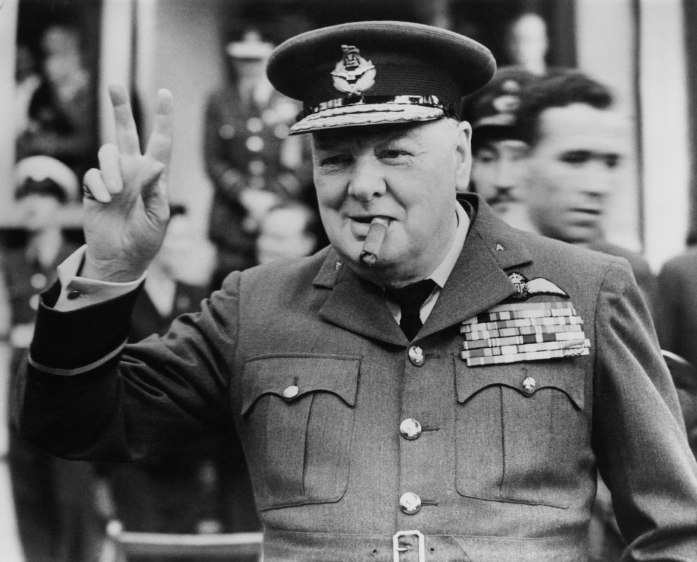 The Truth About Winston Churchill: Weekend Edition